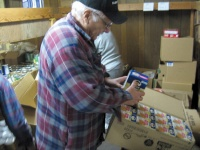 Winlock/Vader Food Bank gets new director in time for Walk 'n Knock