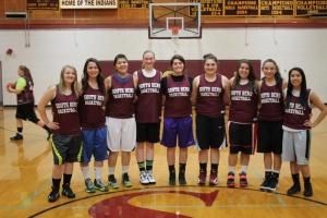 Lady Indians Basketball