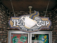 The Tea Cup offering food and soon to offer massages in Castle Rock