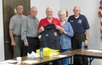 Medic One celebrates long career and retirement of founding member