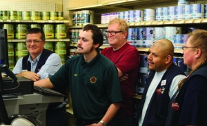 Dennis Company adding new technology in paint departments
