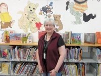 Winlock Library loses an assistant, but gains a patron