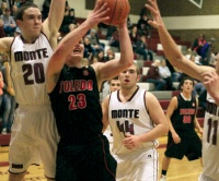 Toledo has Little Trouble with Montesano in District IV Playoffs