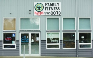 Randy's Family Fitness on the move