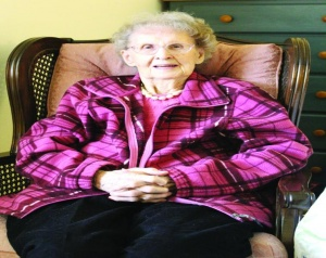 Avis Miller to celebrate 100 years young