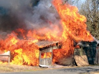 Barn destroyed to neutralize Winlock explosives