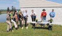 Toledo breaks ground on new sewer plant