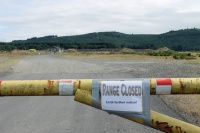 County closes shooting range after permit deadline passes