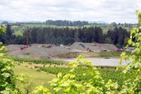 Residents protest zoning change for Toledo gravel mine