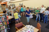 Toledo Library holds preview with opening set for mid-August
