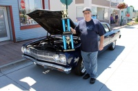 Newcomer wins top honors at Rod Run to the Rock