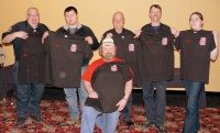 Toledo's Fire District 2 celebrates outstanding emergency responders