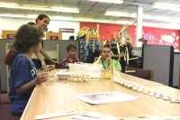 Winlock Library making science a snap!
