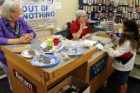 Toledo Community Library open at last