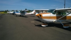Annual Fly-in & Oyster Feed