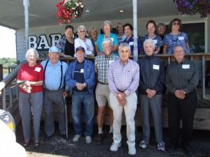 RHS Class of '54 Reunion