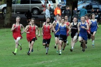 Toledo boys win X-Country Central League title