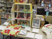 Winlock Timberland Library preparing for 7th annual Artisan Silent Auction