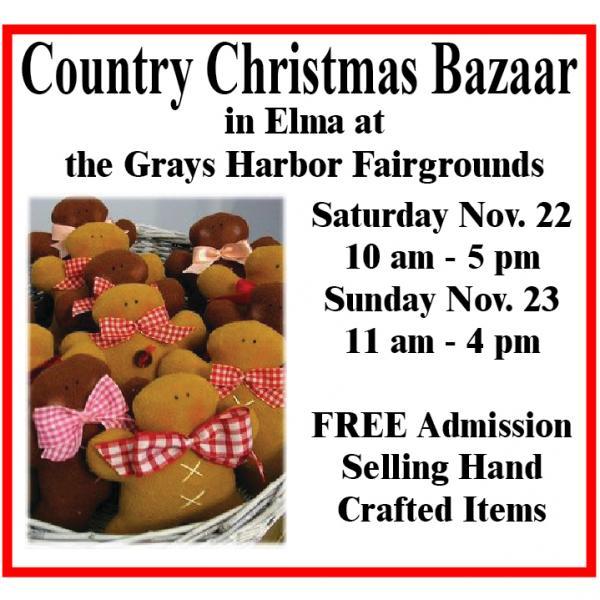 Country Christmas Bazaar