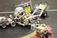 STEEEEEEEEEM! How an evening of Science, Technology, Engineering and Math gave birth to a robot soccer rivalry