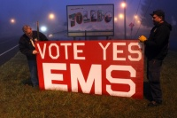 District 2 gearing up for EMS Levy vote