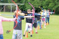 Archery no stranger to the curriculum at Toledo Middle School