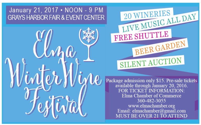 Winter Wine Festival to be held this weekend