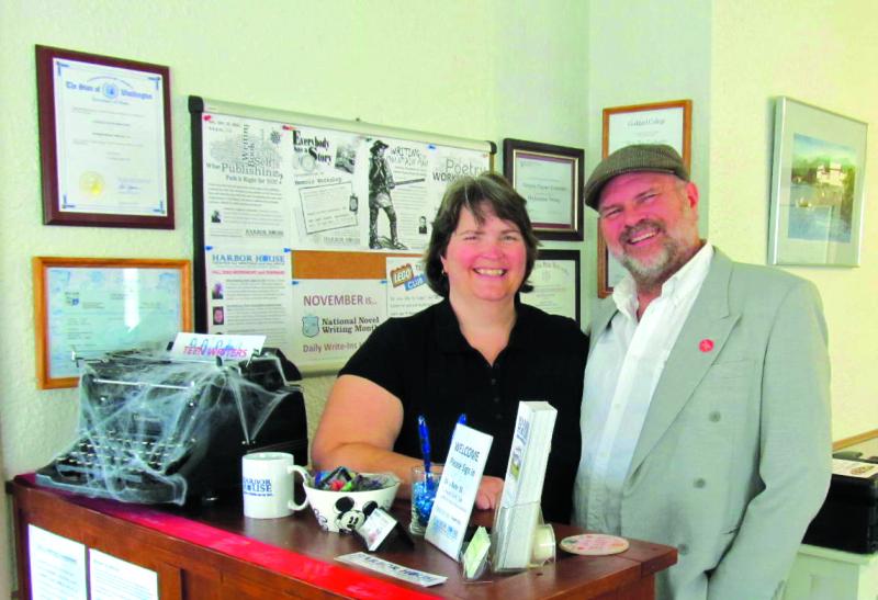 New writing center opens in Aberdeen