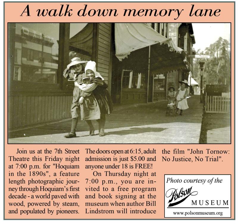 A Walk Down Memory Lane 11.11.15
