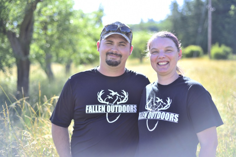 Winlock family helps veterans pursue outdoor interests