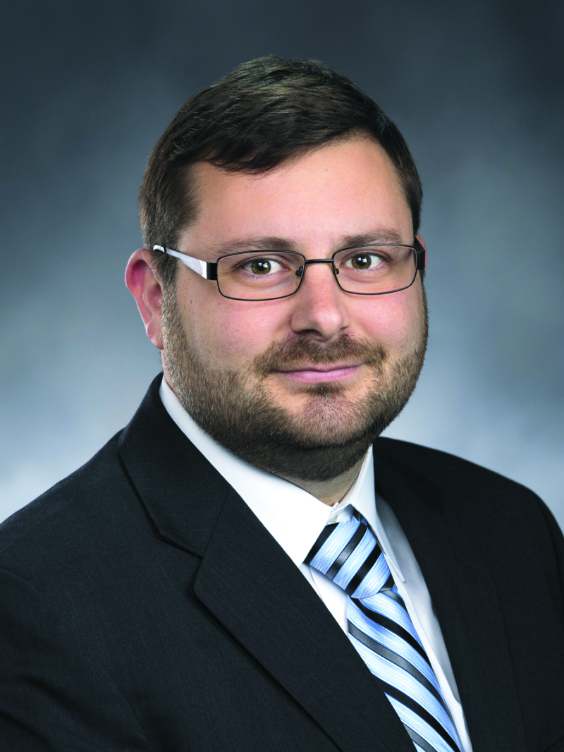 New Representative J.D. Rossetti Moving forward with Education