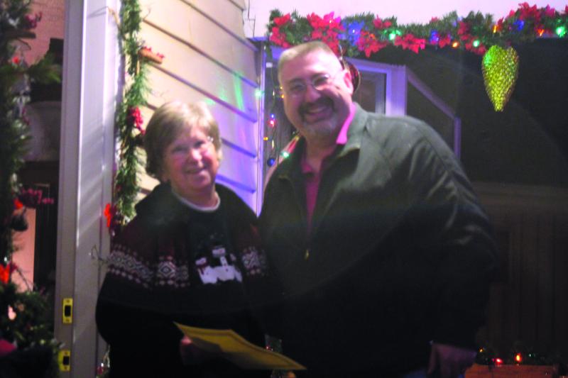 2015 Christmas Spirit Award