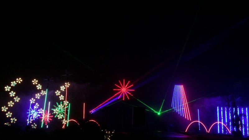 Jinglelights coming to Grays Harbor