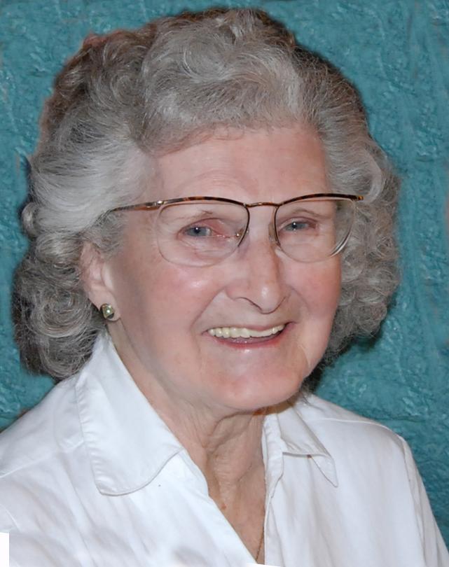 In Loving Memory of Betty Buchanan Anderson