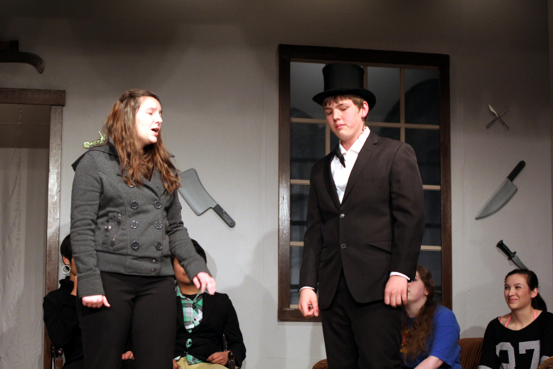 Local SBHS play keeps drama on the upswing