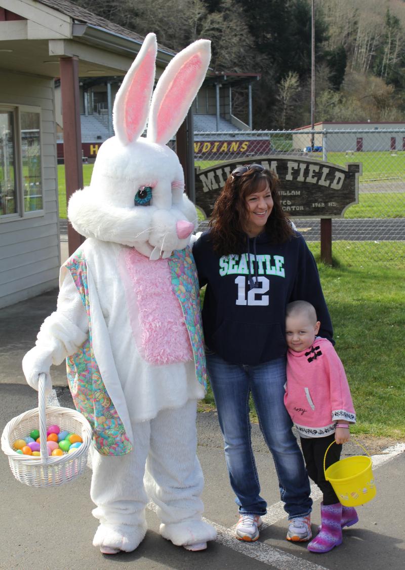 Easter Egg Scramble
