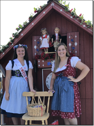 Lewis Pacific Swiss Society Celebrates the 50th Annual Oktoberfest