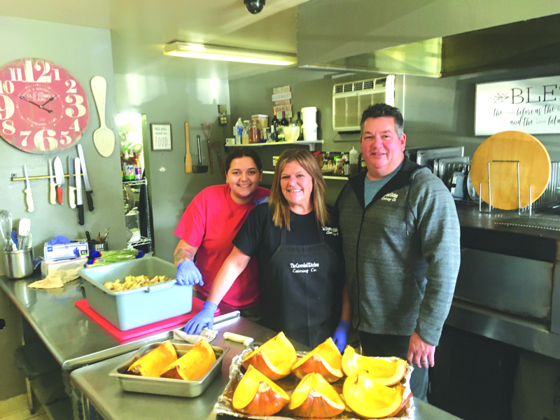 The Crowded Kitchen Catering Co. offers just what you are looking for