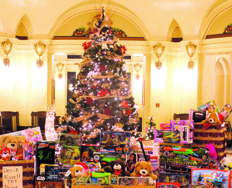 The Derik Nissell Toy Drive continues into its 4th year