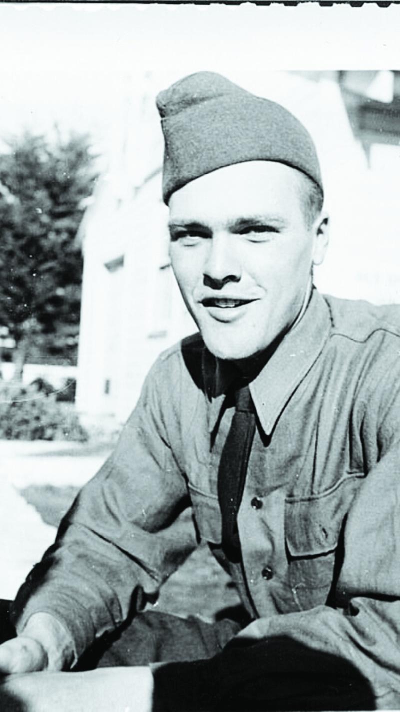 Born and raised in Winlock: Korean War Hero