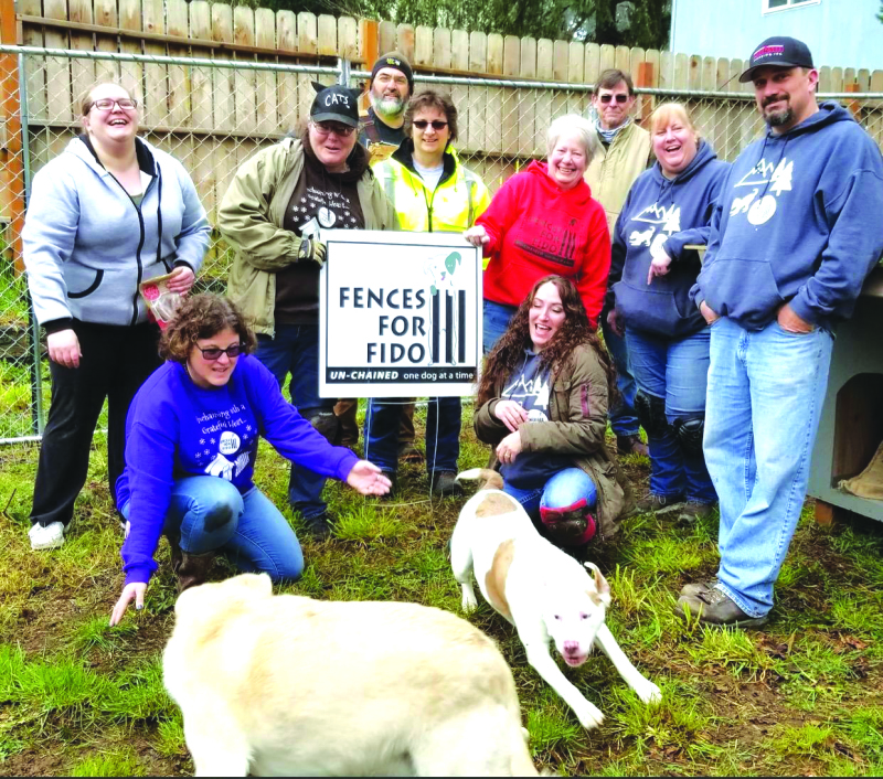 Fences for Fido is here to help