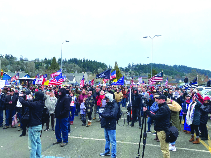Lewis County rally supports Spiffy's