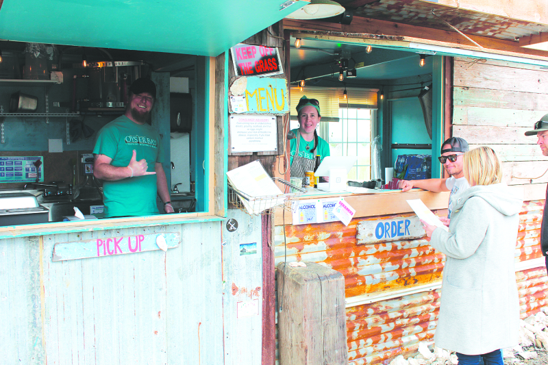 South Bend Oyster Shack ready to satisfy your seafood craving