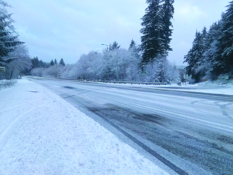 Snow, more snow and some cold temperatures too