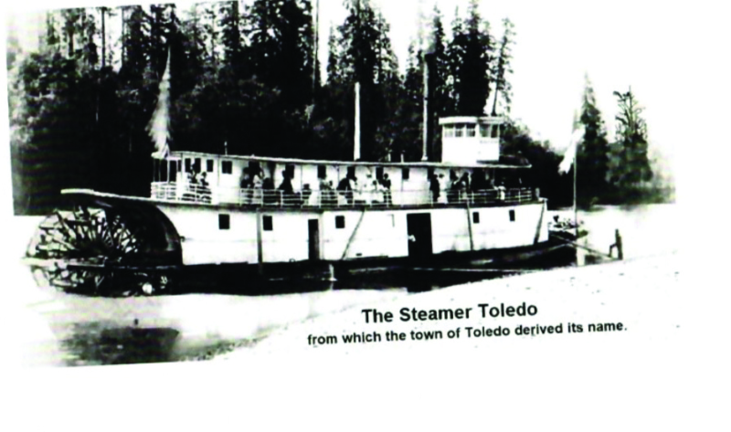 How Toledo got its name