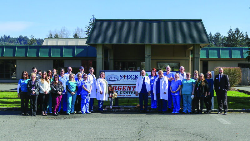 Steck Memorial Clinic poised for success