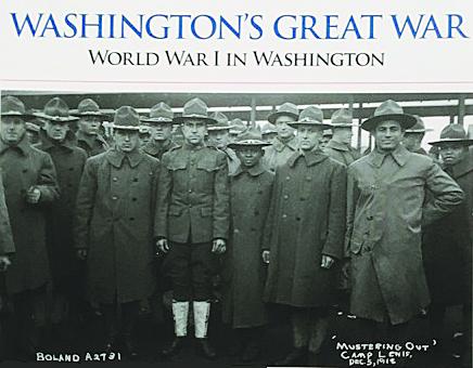 Toledo Historical Society honors WWI