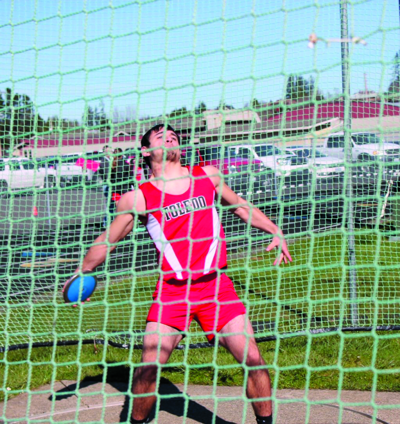 Toledo Girl's Track Places First in South Bend, Boys Finish Second