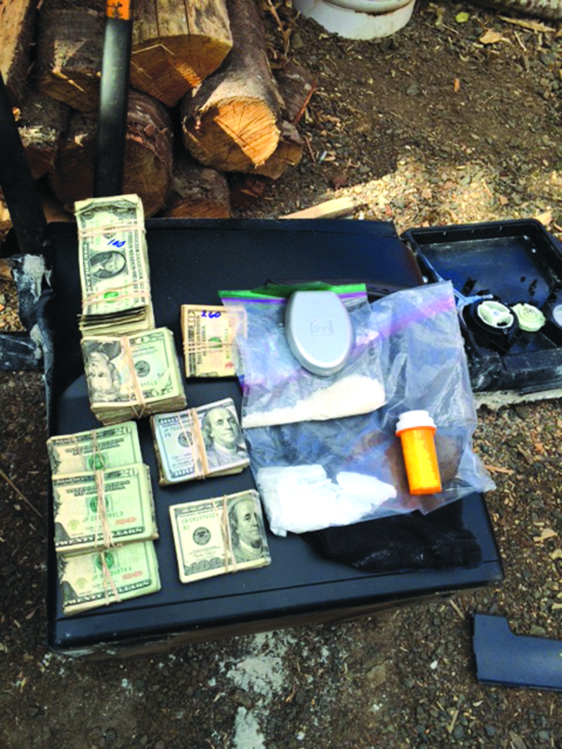 Onalaska father and son arrested for drugs