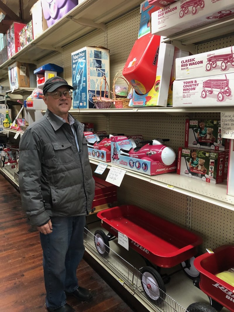 Winlock True Value Hardware is part of the area's history
